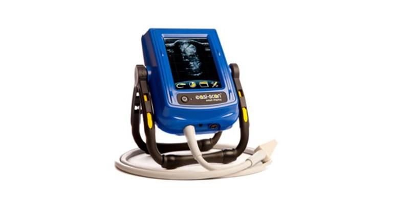 Monitor Easi-scan Smart Display do USG bydła
